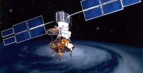 műholdas térképek