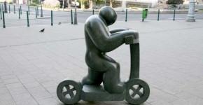 kortárs szobrászat 1