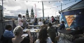 budapesti rooftop mozik